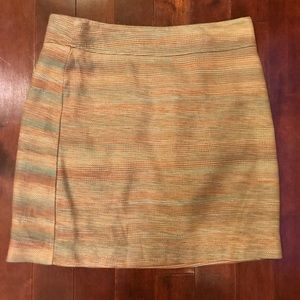 LOFT Outlet Tweed Dress Work Pencil Skirt Size 6